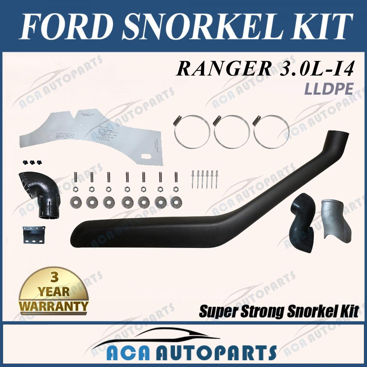 px ranger snorkel fitting instructions