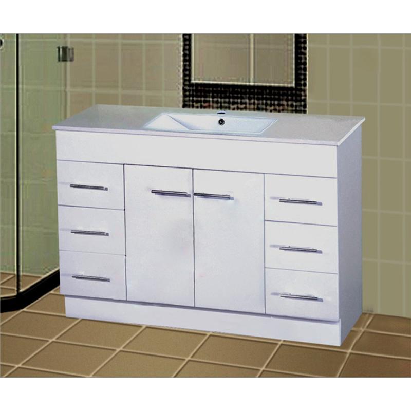 High End Bathroom Vanity Cabinet Basin Unit Freestanding
