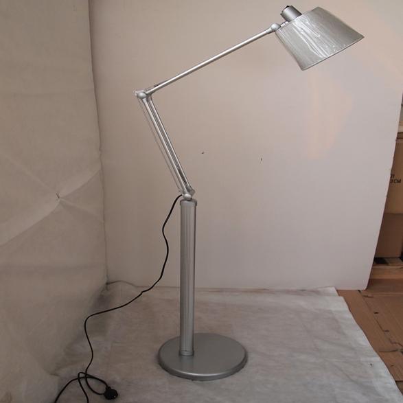 Vintage Retro Adjustable Floor Lamp Stand Warm Light