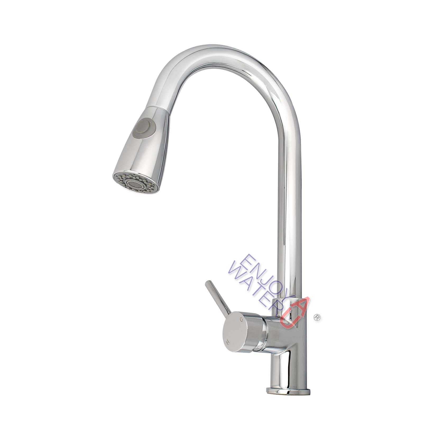Premium 360 Swivel Pull Out Spout Kitchen Sink Basin Mixer Tap Faucet Laundry Ebay
