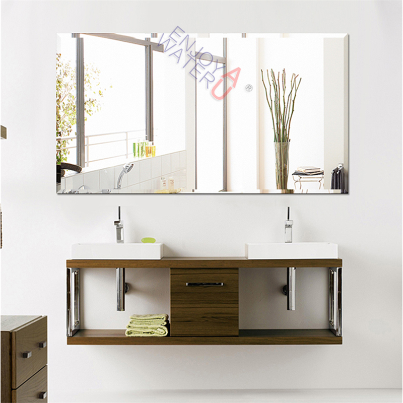 1500X900mm Bathroom Mirror Large Bevel Edge Wall Mounted