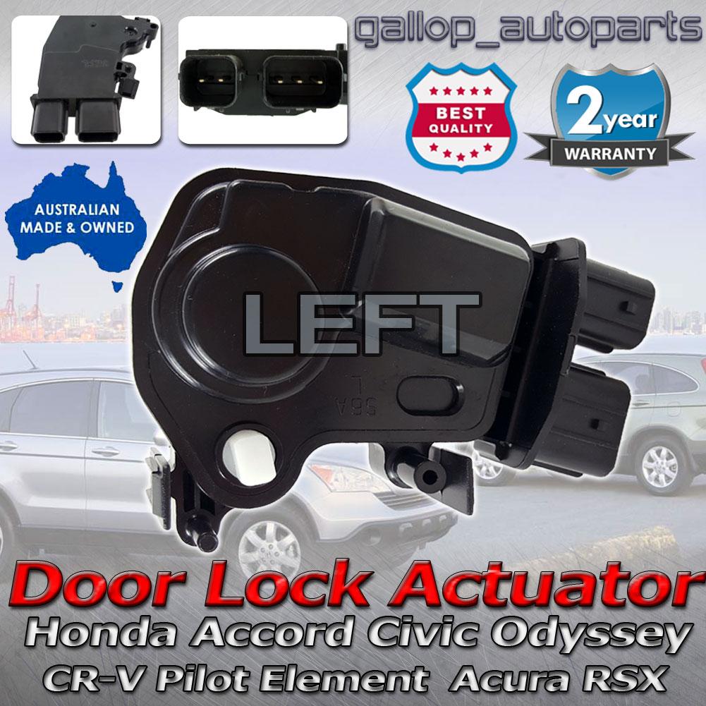 [How To Install Door Lock Actuator 2002 Acura Rl]