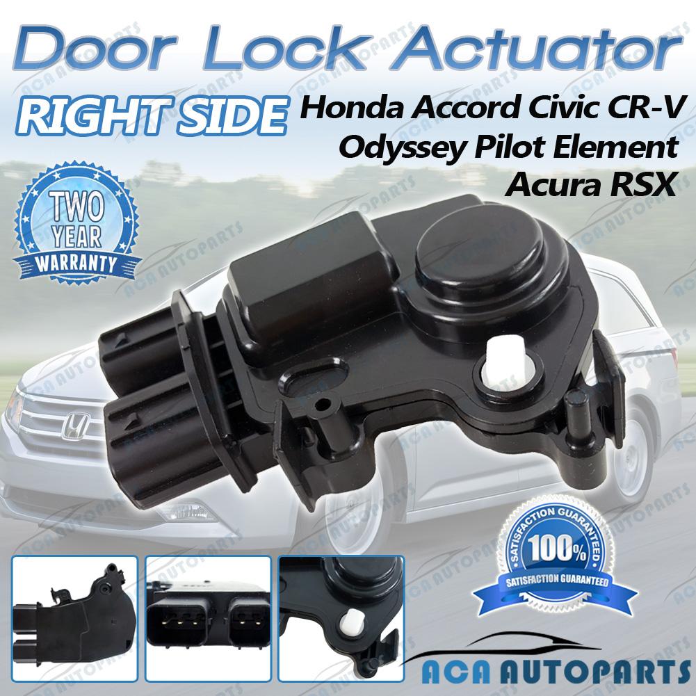 [Replace Door Lock Actulator 2003 Honda Cr V] - 2003 Honda ...