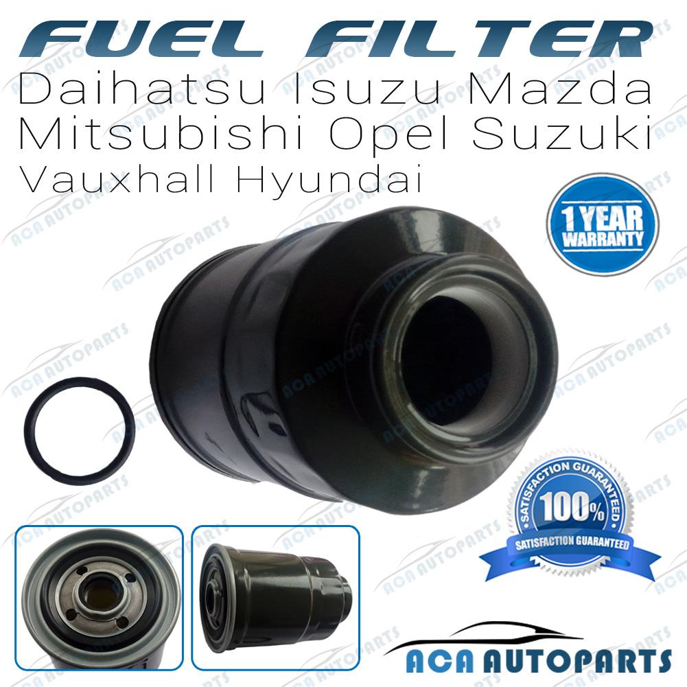 Fuel Filter Daihatsu Isuzu Mazda Mitsubishi Opel Suzuki