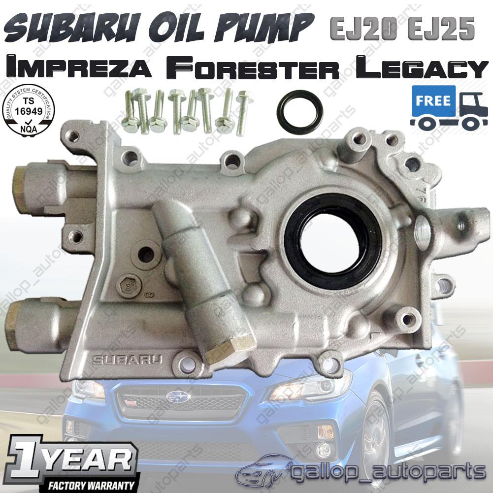 Oil Pump Subaru WRX STI 10mm 2 2L 2 5L Outback Forester