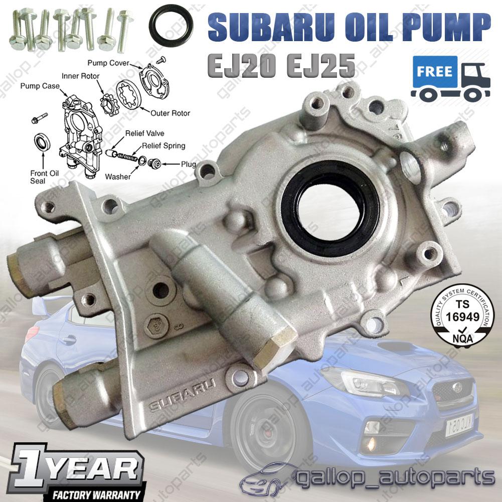 Oil Pump Subaru WRX STI High Performance 12mm EJ20T EJ25T