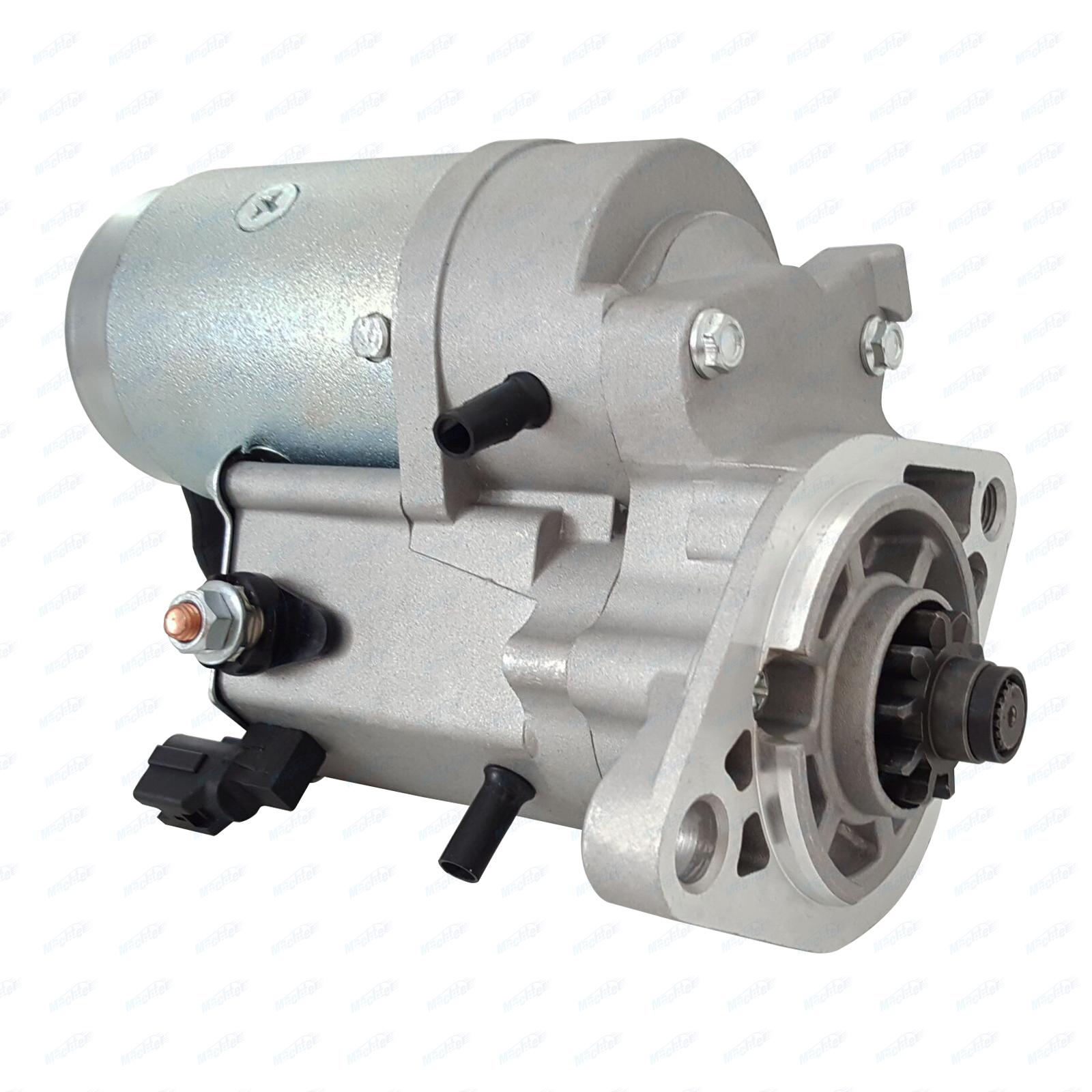 Starter Motor To Toyota Hilux Kun16 Kun26 1kd