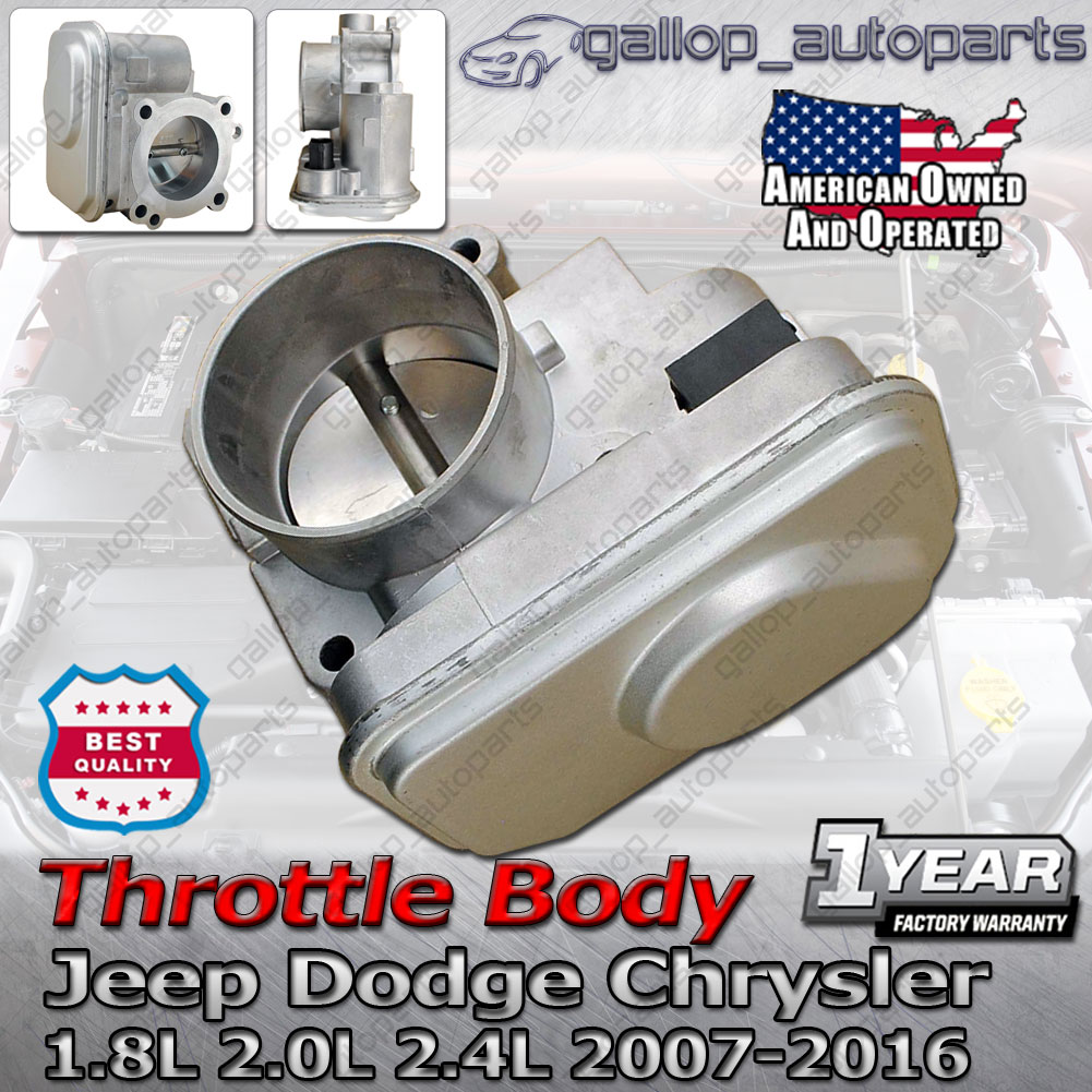 Throttle Position Sensor Jeep Patriot: Throttle Body Jeep Compass Patriot Dodge Caliper Avenger