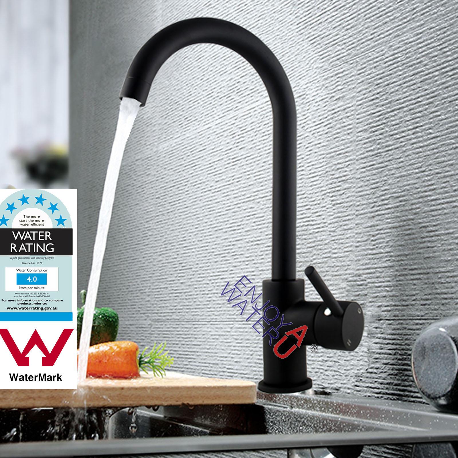 Round Brass Chrome Swivel Bath Spout Kitchen Sink Mixer Tap Laundry ...